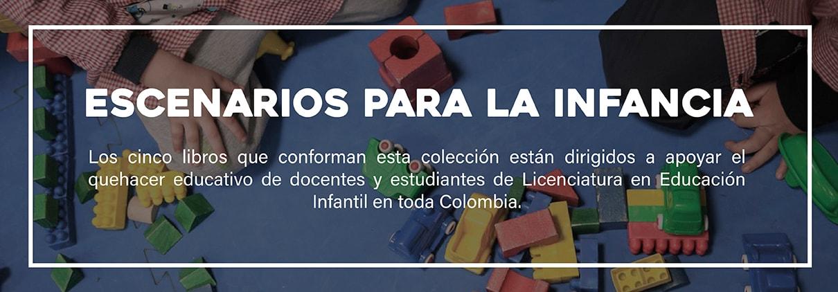 Banner Colección Escenarios para la infancia