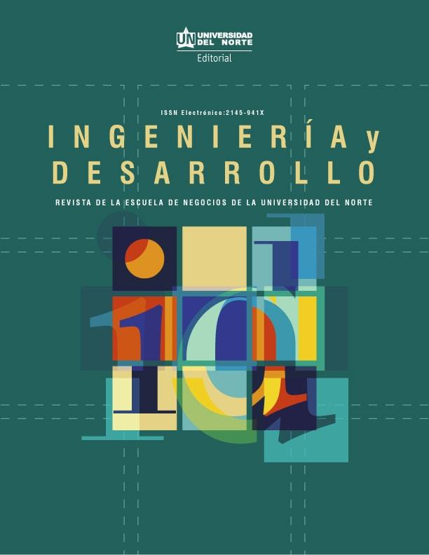 Revista ingeniería y desarrollo